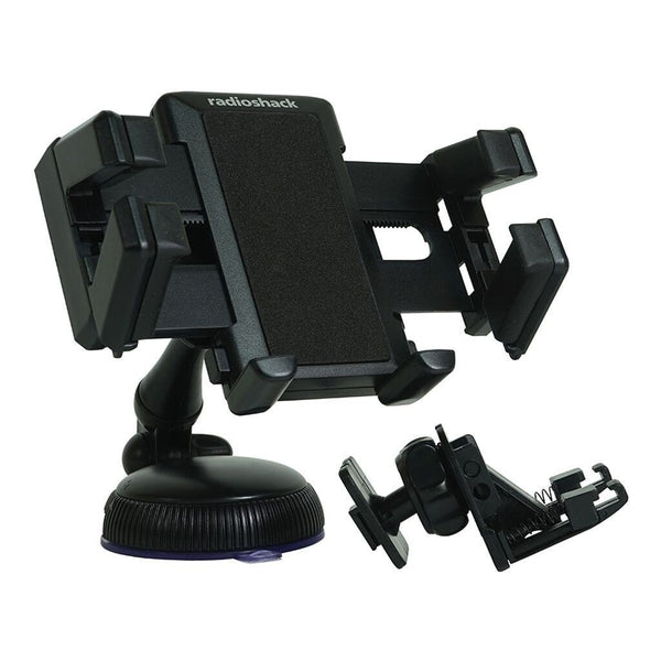 RadioShack Mobile Device Suction Cup and Vent Mount