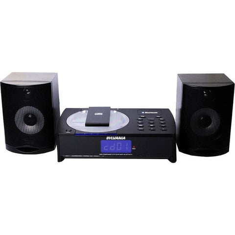 Sylvania Bluetooth CD Player