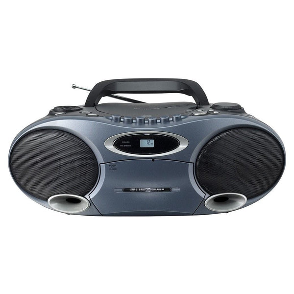 Memorex Portable CD/AM/FM/Cassette Boombox