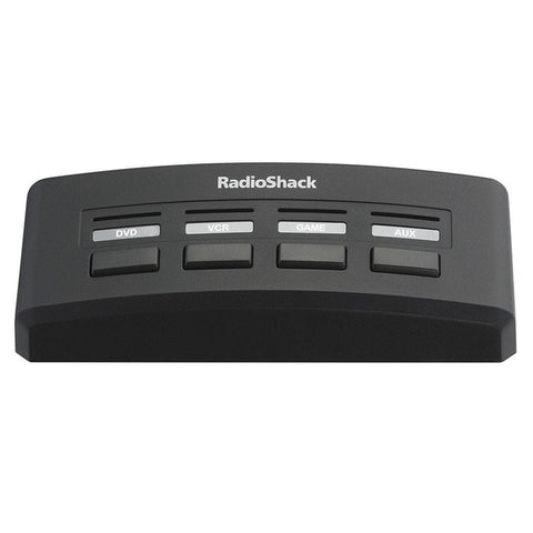 RadioShack 2-In/1-Out Mechanical HDMI Selector Switch