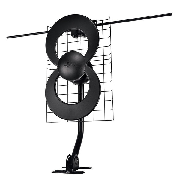 Antennas Direct ClearStream 2V Complete Indoor/Outdoor HDTV Antenna with Mount and Coaxial Cable (60+ Mile)