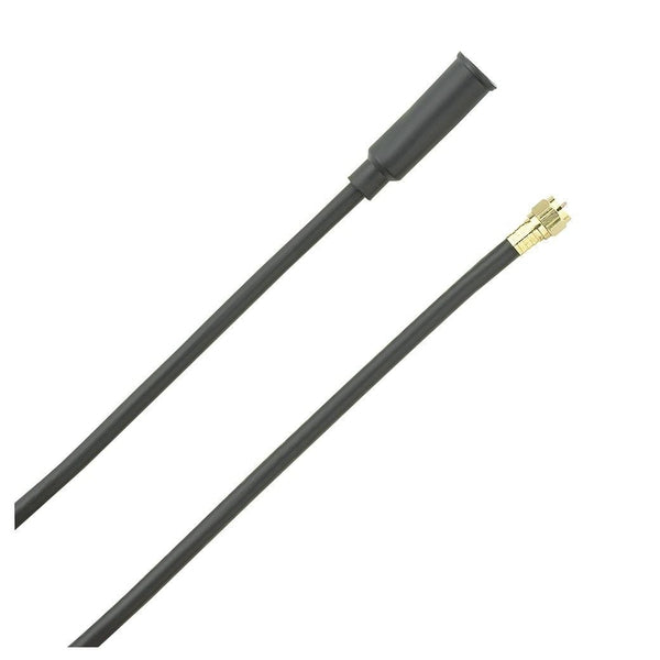 RadioShack 50-Foot Outdoor QuadShield Coaxial Cable (Black)