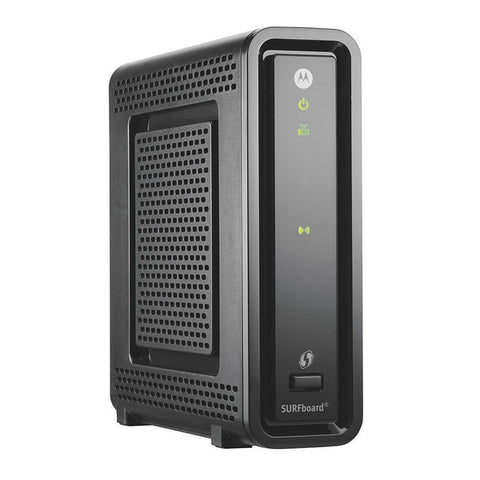 Motorola ARRIS SURFboard SBG6580 Cable Modem with Wi-Fi N Router