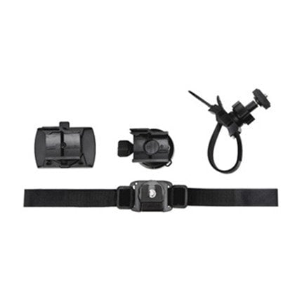Midland XTAVP6 Action Cam Mount Kit with Four Mounts