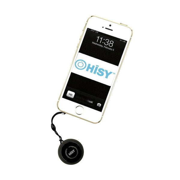 HISY Bluetooth Camera Remote for Apple Devices (Black)