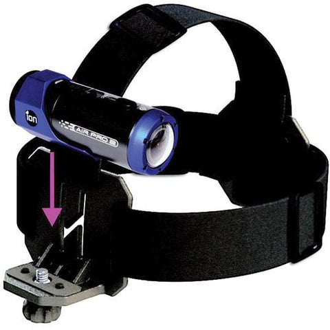 Bracketron Head Strap Mount