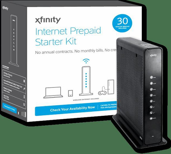 XFINITY Pre-Paid Wireless Gateway