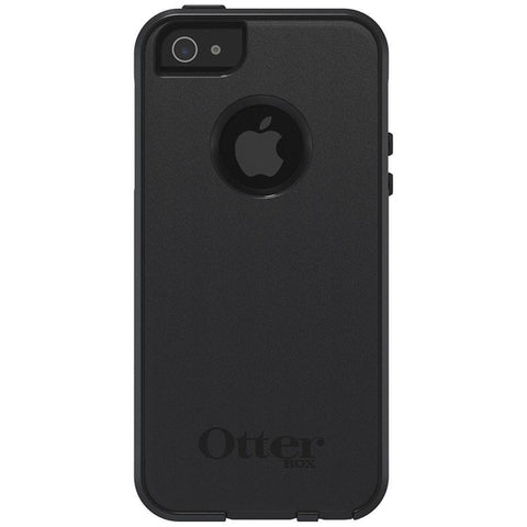 OtterBox Commuter Cell Phone Case Apple iPhone 5 (Black)