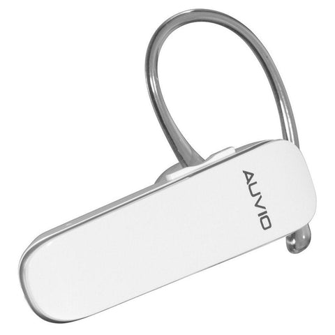 Auvio Bluetooth Headset (White)