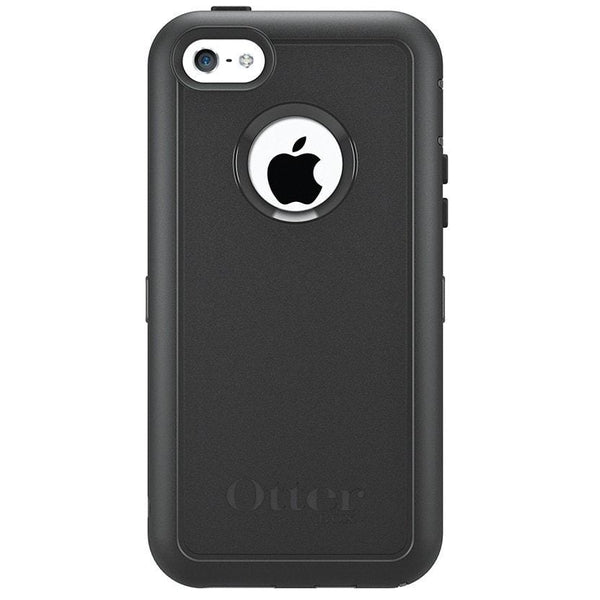 OtterBox Defender Cell Phone Case Apple iPhone 5C (Black)