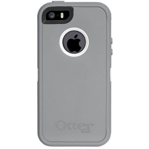OtterBox Defender Series for iPhone 5S (White/Grey)