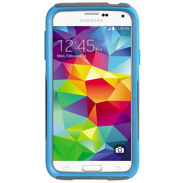 OtterBox Commuter Cell Phone Case Samsung Galaxy S4 (Blue Print)