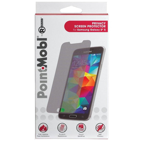 PointMobl Privacy Screen Protector for Samsung Galaxy S5