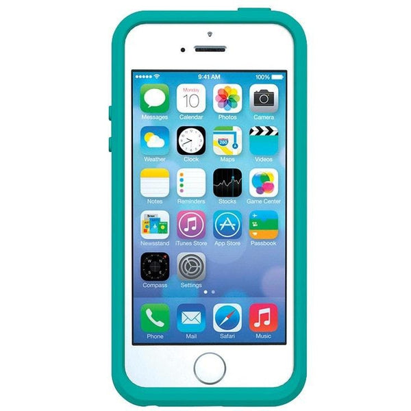 OtterBox Symmetry Cell Phone Case Apple iPhone 5S (Aqua)