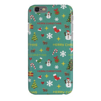Christmas Print Case for iPhone 6