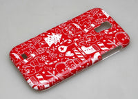 Holiday Case for Samsung GS4
