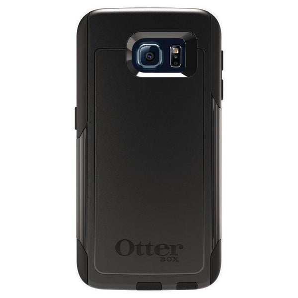 OtterBox Commuter Cell Phone Case Samsung Galaxy S6 (Black)