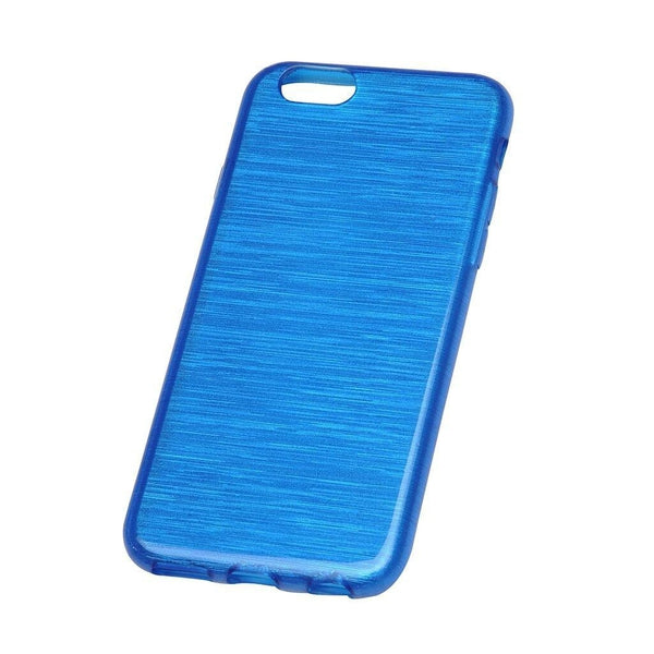RadioShack Iridescent TPU Cell Phone Case Apple iPhone 6 (Blue)