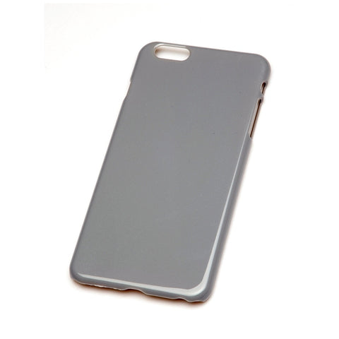Snap-On Cell Phone Case Apple iPhone 6 (Gunmetal)