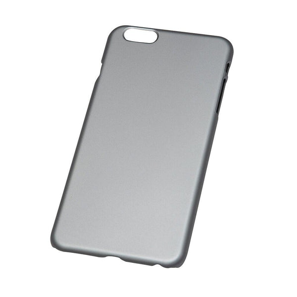RadioShack Metallic Snap-On Cell Phone Case Apple iPhone 6 (Gunmetal)