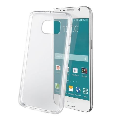 Key Soft Cell Phone Case Samsung Galaxy S6 (Clear)