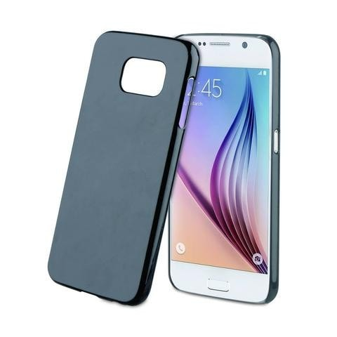 Key Soft Shell Cell Phone Case Samsung Galaxy S6 (Black)