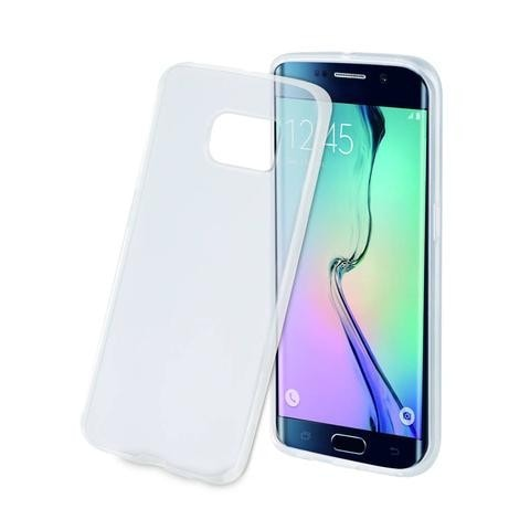 Key Soft Shell Cell Phone Case Samsung Galaxy S6 Edge (Clear)