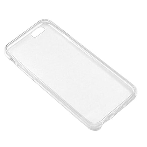 Key TPU Cell Phone Case Apple iPhone 6 Plus (Clear)
