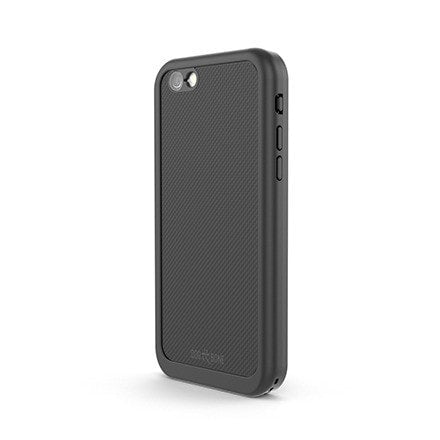 Dog & Bone Wetsuit Cell Phone Case Apple iPhone 6 Plus (Black)