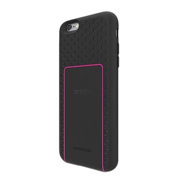 Dog & Bone Backbone Kit Cell Phone Case Apple iPhone 6 (Pink)