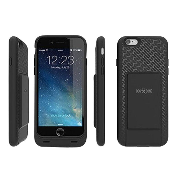 Dog & Bone 1500mAh Backbone Battery Cell Phone Case