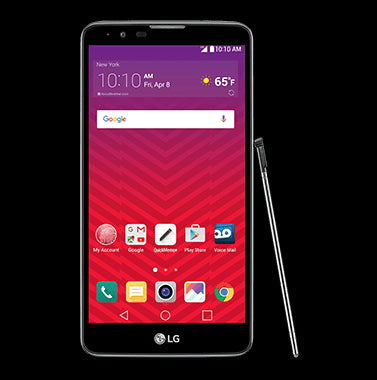 Virgin Mobile LG G Stylo 2 Cell Phone
