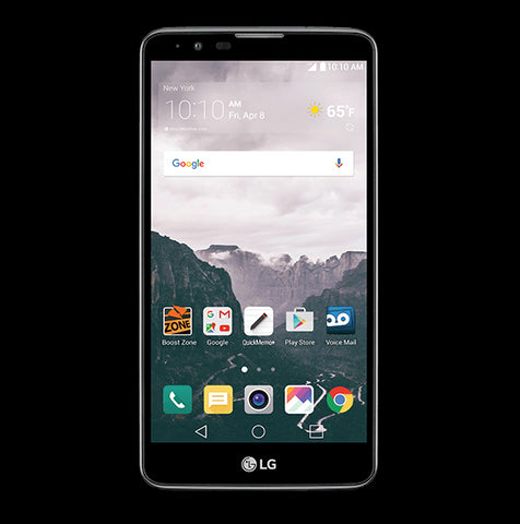 Boost Mobile LG G Stylo 2 Cell Phone