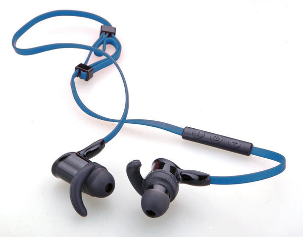Auvio Bluetooth In-Ear Sport Headset (Blue/Black)