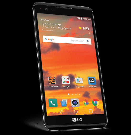 Boost Mobile LG X Power Cell Phone