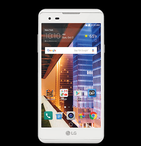 Boost Mobile LG Tribute HD Cell Phone