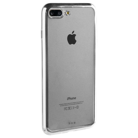 RadioShack Apple iPhone 7 Plus Cell Phone Case (Silver)