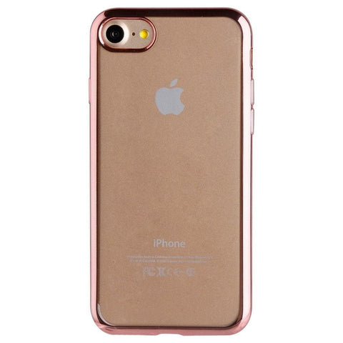 RadioShack Apple iPhone 7 Cell Phone Case (Rose Gold)
