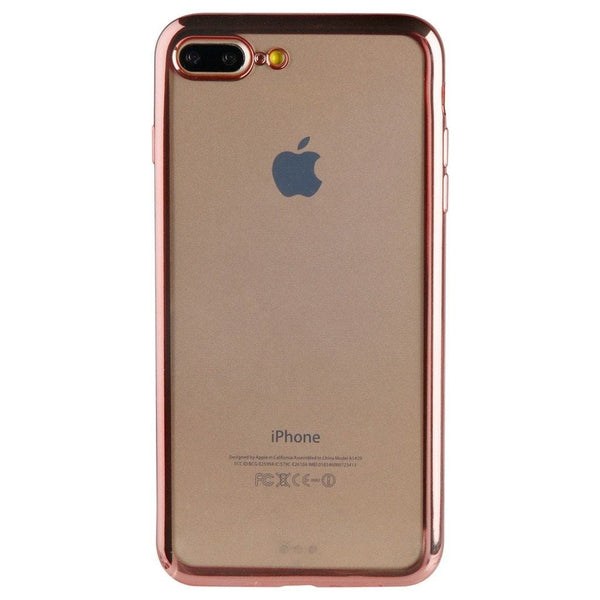 super popular bc673 5f675 Apple iPhone 8 Plus/7 Plus Cell Phone Case (Rose Gold)