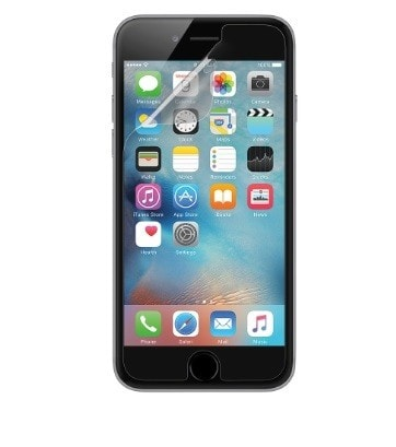Zagg Invisible Glass Apple iPhone 6 Plus Screen Protector