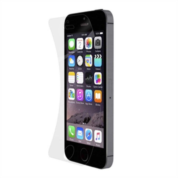 iphone 5 apple belkin invisiglass apple iphone 5 5c 5s se cell phone 10951