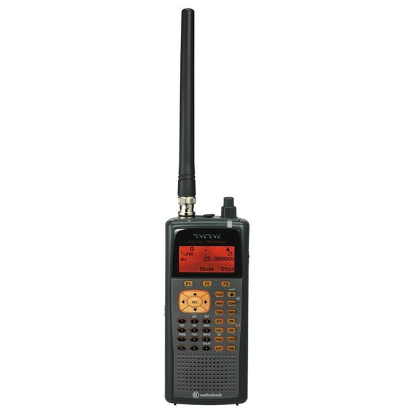 RadioShack PRO-651 Handheld Digital Radio Scanner
