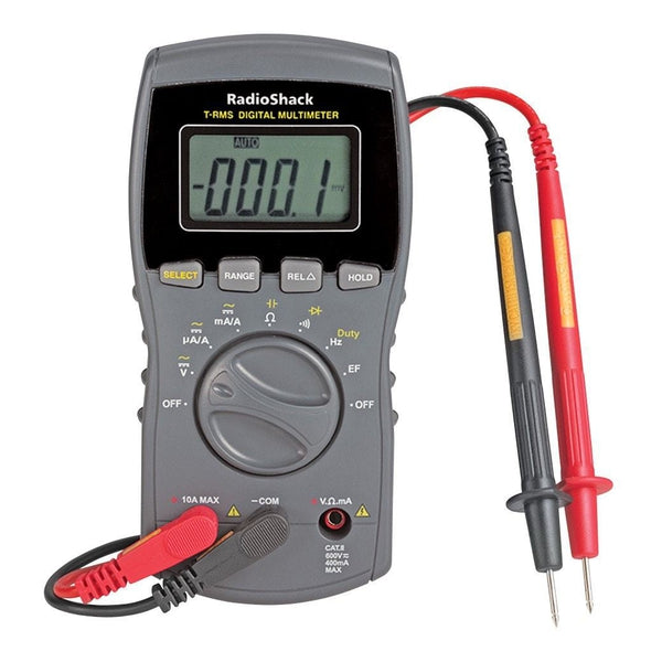 RadioShack 42-Range Auto/Manual Multimeter with EFD