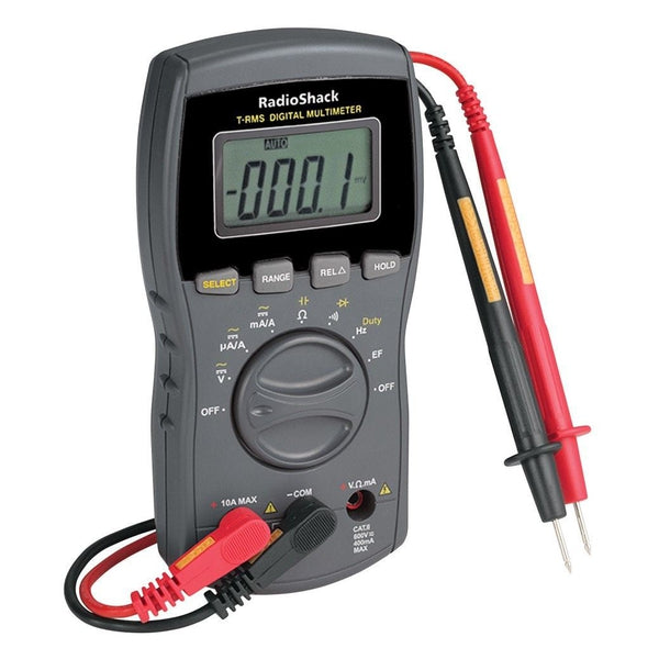 42-Range Auto/Manual Multimeter with EFD