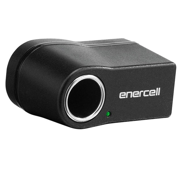 Enercell 12V/1A Power Supply with Vehicle Power Socket