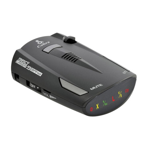 Cobra ESR 800 Radar Detector