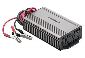 RadioShack 600-Watt High Power Inverter Dual USB