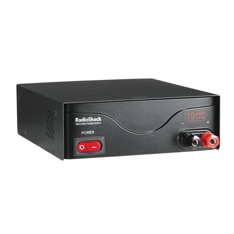 RadioShack 13.8VDC 19AMP Power Supply