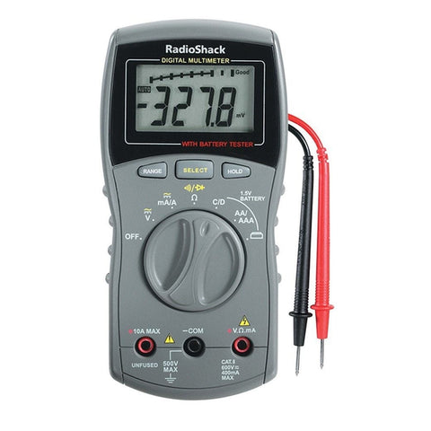 RadioShack 29-Range Digital Multimeter