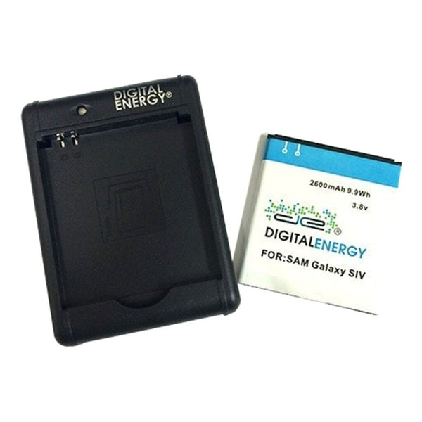 Digital Energy Samsung Galaxy S4 Battery and Dock Combo